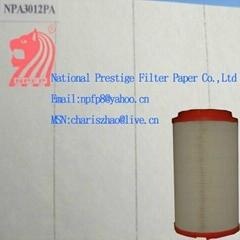PU air filter paper
