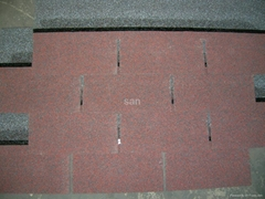 3-tab asphalt shingle