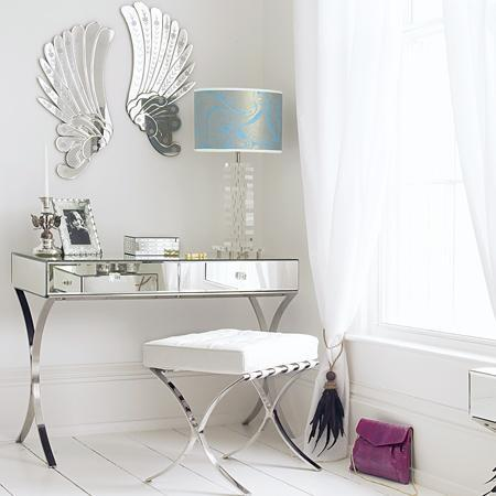 Dressing table product catalog china lejia home furnishings co - Alluring mirrored console table for modern interior home furniture ...
