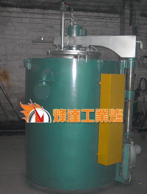 井式气体渗碳炉 1