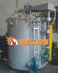 井式真空氮化炉
