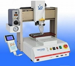 Y&D桌上型自动点胶机