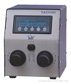 Y&D全功能型點膠機 1