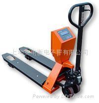 上海电子叉车秤