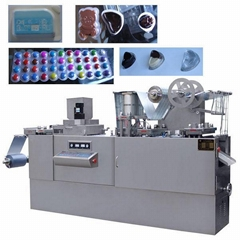 Chocolate Flat Plate Blister Packaging Machine