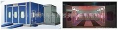 寶馳噴烤漆房 BC-D718 電加熱型