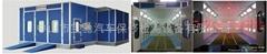 寶馳噴烤漆房 BC-D728 電加熱型