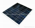 Solar Panel 50w Tempered Glass Motech China