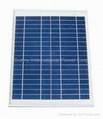太陽能電池板-15W