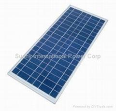 太阳能电池板-30W