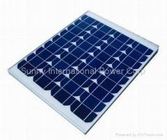 太阳能电池板-40W