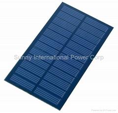 太阳能电池板-1.2W
