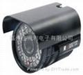 红外夜视监控摄像机