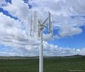 2KW vertical axis wind turbine