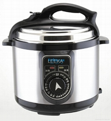 Machanical electric pressure cooker