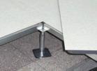 無邊防靜電地板