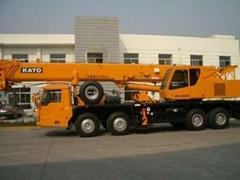 2006 year Used KATO  NK550E truck crane