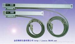 冲子机电子尺