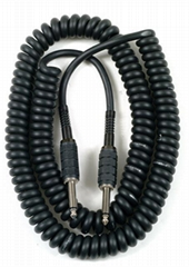 coil cord,electric cable