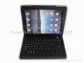 Ipad case with Bluetooth keyboard and usb cable  3