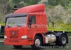 HOWO 4×2 Tractor Trucks