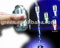 self-powered LED faucet(two colors) 2