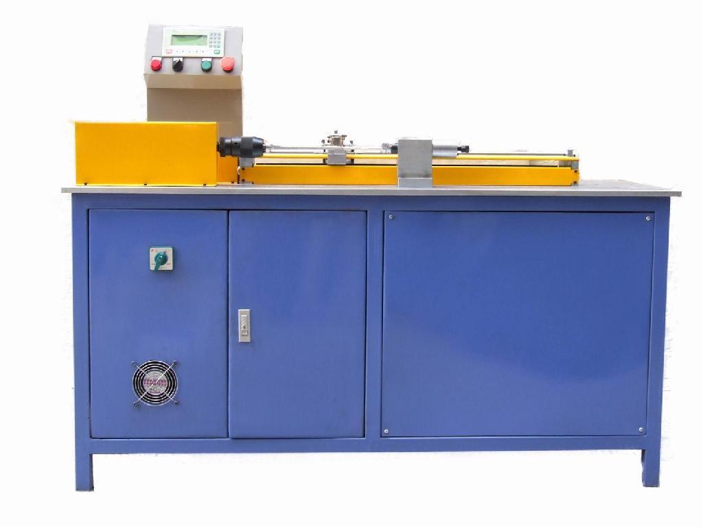 Cartridge heater coiling machine 1