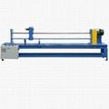 finned heater making machine