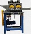 Terminal pin grinding machine for