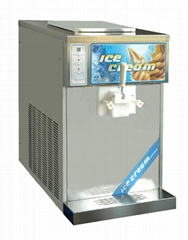 Counter top ice cream machine