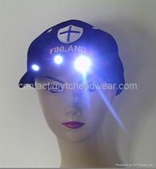 China led cap hats manufacturer company