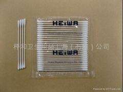 HEIWA细轴棉棒25本-4E-工业用净化棉签
