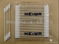 HEIWA細軸波型棉棒25-4E-工業用淨化棉簽 1