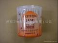 供應200本圓罐紙軸棉棒