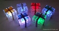 Color change LED GIFT-BOX