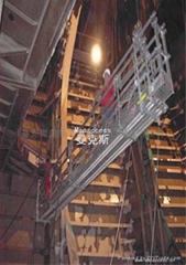 阿特斯进口炉内检修平台