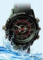 Waterproof Watch Camera/spy camera/mini dvr W009