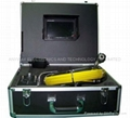 Professional Pipe&wall inspection system/underwater system 710M