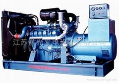 柴油发电机组及零配件
