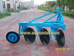 mount disc plough