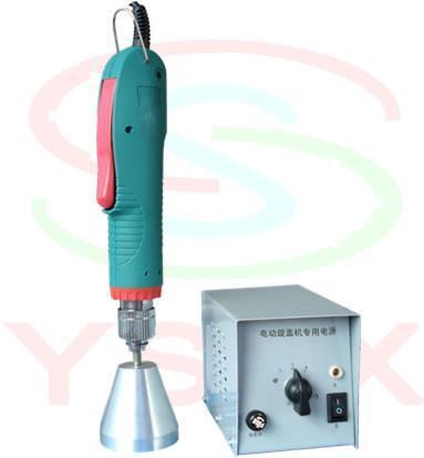 塑料瓶封蓋機、礦泉水瓶壓蓋機、手持式擰蓋機 1