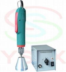 塑料瓶封蓋機、礦泉水瓶壓蓋機、手持式擰蓋機