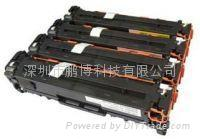 Compatible CP1215 1515 CP2025 CB540 Toner Cartridge for HP