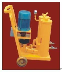 LYQ Full Sealed Oil Purification Cart 1