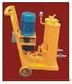 LYQ Full Sealed Oil Purification Cart