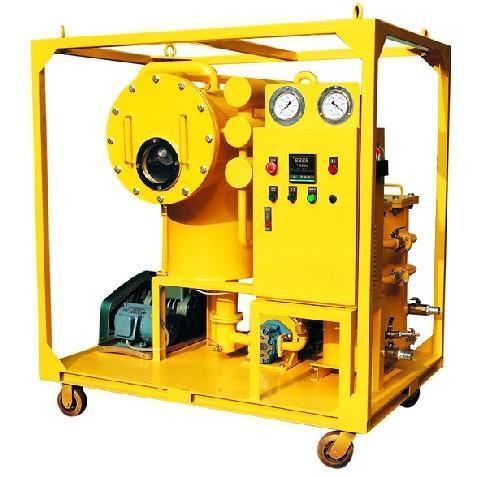 DZL Series of  High-Efficient Vacuum oil purifier  1