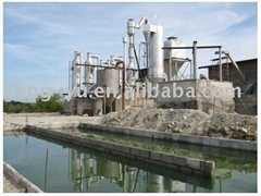 Biomass Gasification Power Generation System