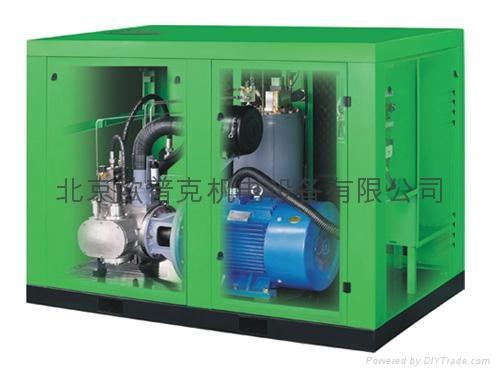 无油螺杆压缩机 1
