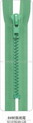 No. 8 Plastic Zipper C/E