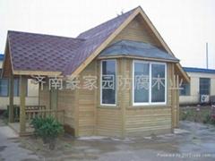 山东木屋专业木屋设计安装